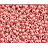Ponybead 6/0 Metallic Pink Loose Solgel
